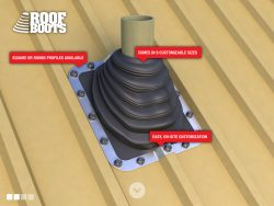Roof Boot Various Sizes available